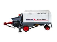 泵送式濕噴機