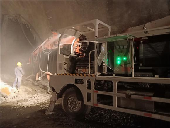 混凝土喷浆机